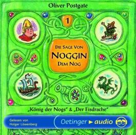 """Die Sage von Noggin dem Nog 1: """"König der Nogs"""" und """"Der Eisdrache"""""""