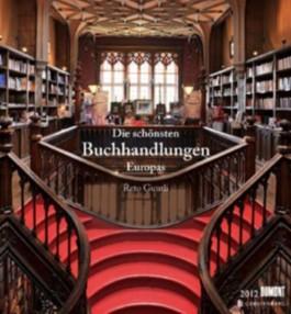 Die schönsten Buchhandlungen Europas, Fotokunstkalender 2012
