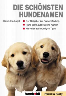 Die schönsten Hundenamen