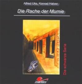 Die schwarze Serie 01. Die Rache der Mumie