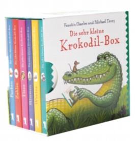 Die sehr kleine Krokodil-Box