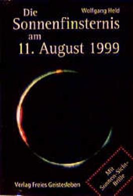 Die Sonnenfinsternis am 11. August 1999