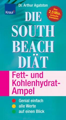 Die South Beach Diät, Fett- und Kohlenhydrat-Ampel