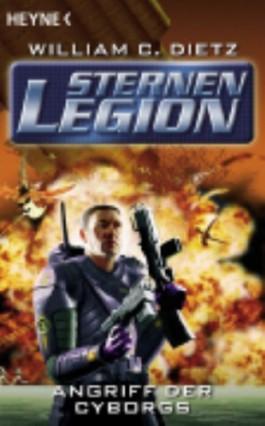 Die Sternenlegion 2 - Angriff der Cyborgs