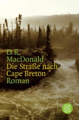 Die Straße nach Cape Breton