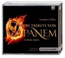 Die Tribute von Panem. Tödliche Spiele (6 CD)