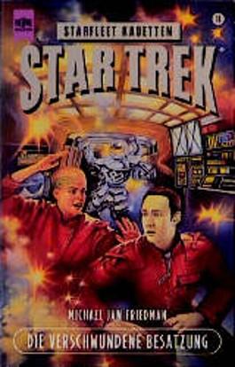 Die verschwundene Besatzung. STAR TREK