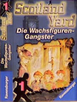 Die Wachsfiguren-Gangster, 1 Cassette