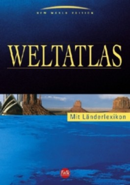 Die Welt, Atlas und Länderlexikon