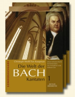 Die Welt der Bach-Kantaten