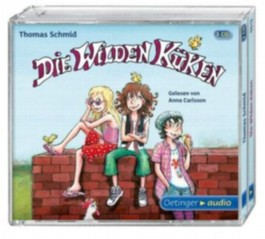 Die Wilden Küken (3 CD)