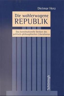 Die wohlerwogene Republik