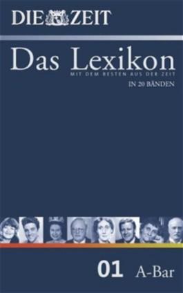 DIE ZEIT, Das Lexikon. Bd.1