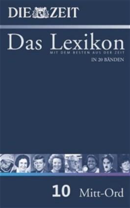 DIE ZEIT, Das Lexikon. Bd.10