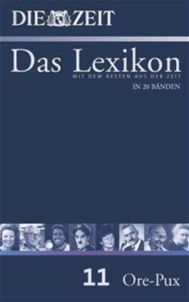 DIE ZEIT, Das Lexikon. Bd.11