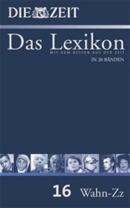 DIE ZEIT, Das Lexikon. Bd.16