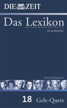 DIE ZEIT, Das Lexikon. Bd.18