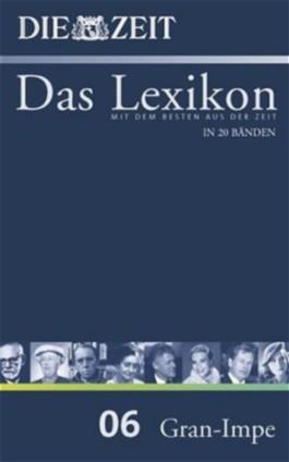 DIE ZEIT, Das Lexikon. Bd.6