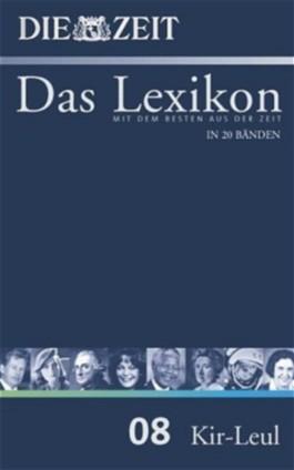 DIE ZEIT, Das Lexikon. Bd.8