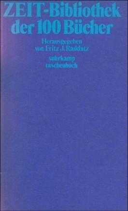Die ZEIT-Bibliothek der 100 Bücher