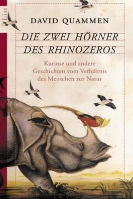 Die zwei Hörner des Rhinozeros