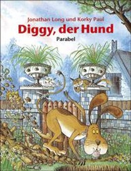 Diggy, der Hund