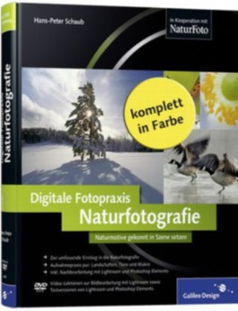 Digitale Fotopraxis: Naturfotografie