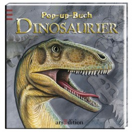 Dinosaurier Pop-up Buch