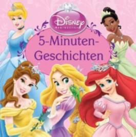 Disney: 5-Minuten-Geschichten: Prinzessinnen