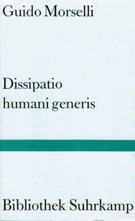 Dissipatio humani generis oder Die Einsamkeit