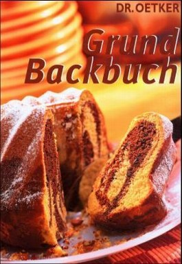 Doktor Oetker GrundBackbuch