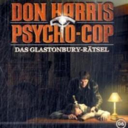 Don Harris, Psycho-Cop 06. Das Glastonbury-Rätsel