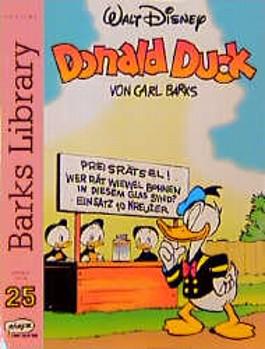 Donald Duck. Tl.25