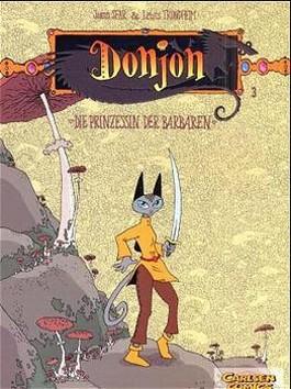 Donjon, Bd.3, Die Prinzessin der Barbaren