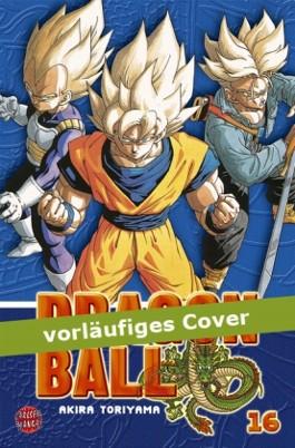 Dragon Ball - Sammelband-Edition, Band 16
