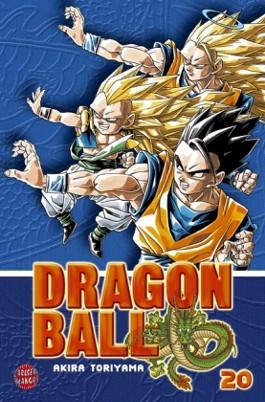 Dragon Ball - Sammelband-Edition, Band 20
