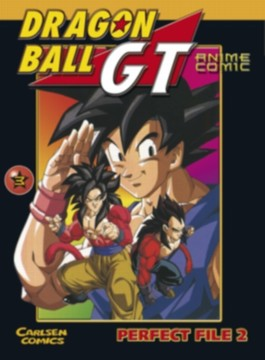 Dragon Ball GT-Taschenbuch / Dragon Ball GT, Band 3: Perfect File 2