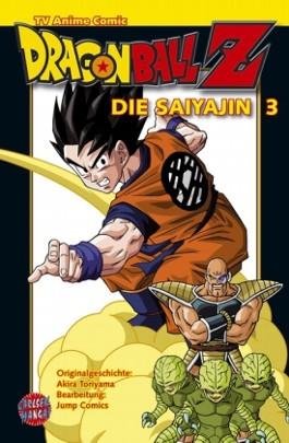 Dragon Ball Z - Die Saiyajin, Band 3