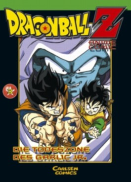 Dragon Ball Z - Band 3: Die Todeszone des Garlic Jr.
