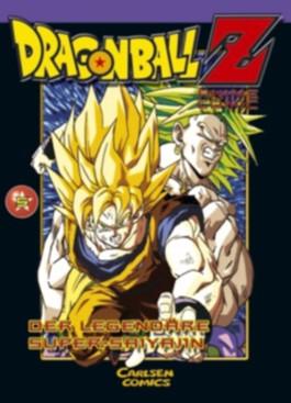 Dragon Ball Z - Band 5: Der legendäre Super-Saiyajin