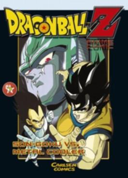 Dragon Ball Z - Band 7: Son Goku vs. Metal Cooler