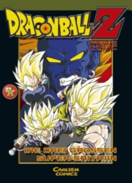 Dragon Ball Z - Band 8: Die drei großen Super-Saiyajin