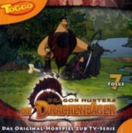 Dragon Hunters - MC. Das Original-Hörspiel zur TV-Serie