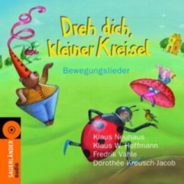 Dreh dich,Kreisel/CD