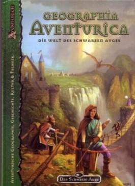 DSA-Regionalbeschreibungen / Geographia Aventurica