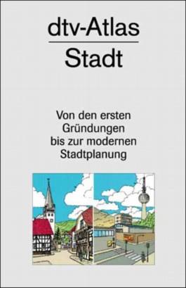 dtv-Atlas Stadt