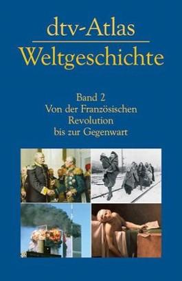 dtv-Atlas zur Weltgeschichte Band 2