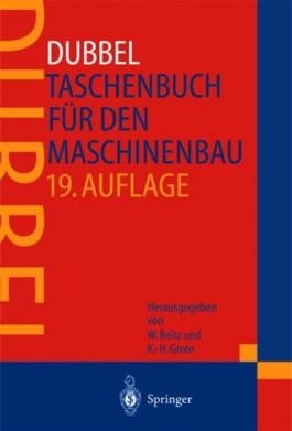 Dubbel Taschenbuch für den Maschinenbau (19. A.)