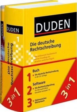 duden die deutsche rechtschreibung und duden korrektor kompakt von dudenredaktion bei. Black Bedroom Furniture Sets. Home Design Ideas