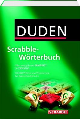 Duden - Scrabble-Wörterbuch